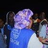 مهاجرون أفارقة عائدون من ليبيا - الصورة: المنظمة الدولية الهجرة