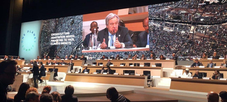 Action Climatique L Onu Appelle A Aider Les Pays En Developpement