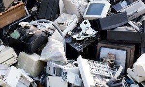 Ásia liderou produção de lixo eletrônico em 2019 com 24,9 mega toneladas.