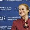Henrietta Fore ha sido nombrada directora ejecutiva de UNICEF. Foto cortesía de CSIS / CC BY-NC-SA 2.0