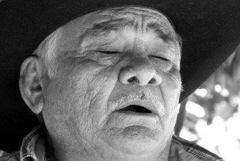 Los cantos de trabajo de Los Llanos son melodías a capela sobre temas relacionados con el arreo y ordeño del ganado