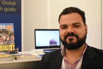 Manoel Giffoni é jornalista do Instituto Sul-americano de Governo em Saúde
