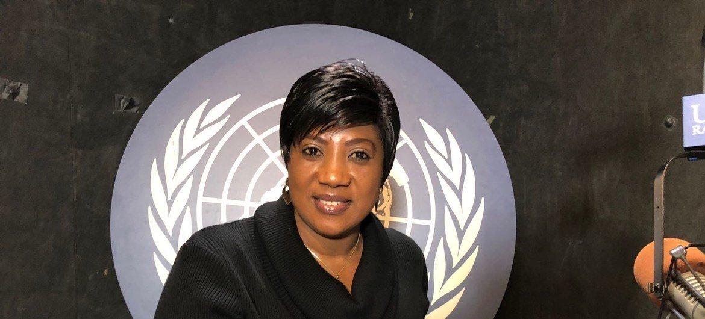 Flora Nducha wa UN NEWS Kiswahili