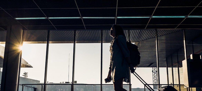 Сегодняшние технологии позволяют проверить информацию о пассажире уже при выдаче посадочного талона.