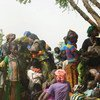 New refugees, most women and children fleeing a recent flare up in violence in the northwest of the Central African Republic (CAR) in Chad.