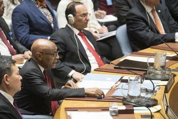El Subsecretario General de Asuntos Políticos de Naciones Unidas, Tayé-Brook Zerihoun, informa al Consejo de Seguridad sobre la situación en Irán.