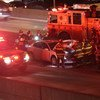 Los servicios de emergencia responden a un accidente de tráfico en Nueva York. Una respuesta rápida puede ayudar a salvar vidas.