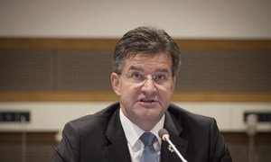 Miroslav Lajcák, President of the seventy-second session of the UN General Assembly.