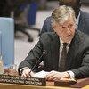 副秘书长拉克鲁瓦在安理会发言。联合国图片/Eskinder Debebe