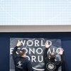 Preparing for the 2018 Annual Meeting of the World Economic Forum in Davos, Switzerland. Photo; World Economic Forum/Mattias Nutt