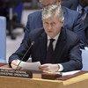 Jean-Pierre Lacroix, jefe de las operaciones de mantenimiento de la paz.