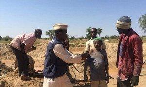 Yellow fever Reactive Vaccination in Zamfara state, north-western Nigeria.