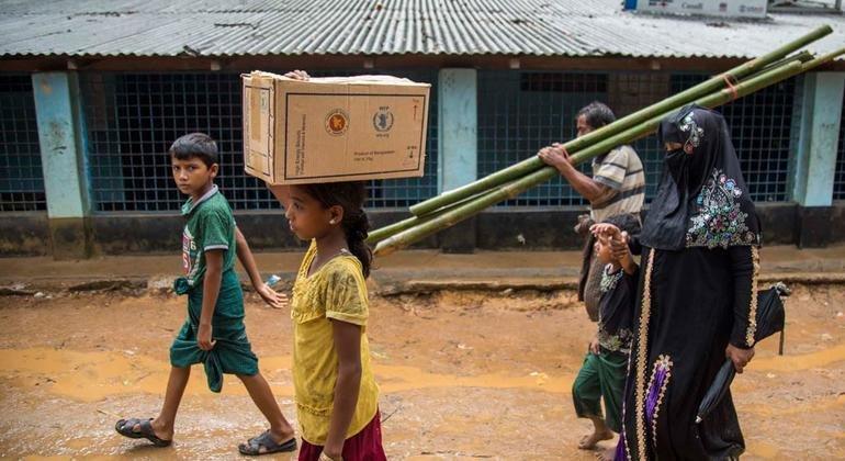 Wakimbizi warohingya