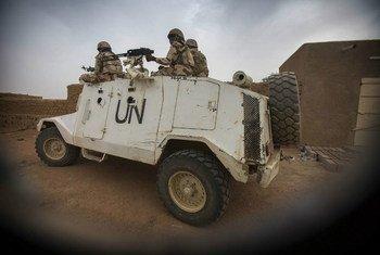Como miembros de la Misión Multidimensional Integrada de Estabilización en Malí (MINUSMA), soldados chadianos luchan cada día para salvar vidas en una de las más peligrosas misiones de paz. 47 fallecieron en Mali en los últimos años.