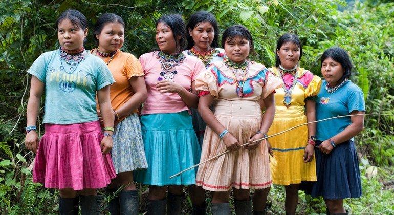 Aunque no hay datos fiables, se estima que dos de cada tres mujeres del pueblo Embera, en Colombia, han sido mutiladas.