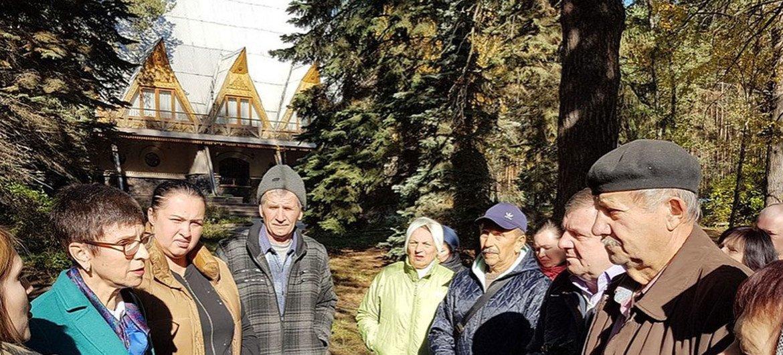 В октябре 2017 г. Урсула Мюллер посетила лагерь для внутренне перемещенных лиц в Святогорске.