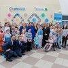 نائبة الأمين العام للأمم المتحدة أمينة محمد تزور مركز تأهيل للأطفال ذوي الإعاقة في مينسك، بيلاروس.
