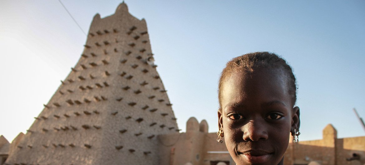 People living in the Timbuktu area are amongst the most vulnerable in Mali..