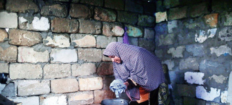 O Banco Mundial afirma que 30% dos palestinos estão desempregados.
