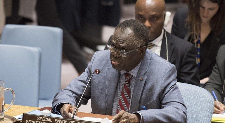 UN envoy urges 'inclusive' talks to resolve crisis in Burundi
