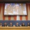 الأمين العام أنطونيو غوتيريش يشدد على الحاجة لإيجاد اقتصاد عالمي يعمل لمصلحة الجميع ويخلق فرصا لهم