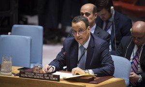 Специальный посланник Генерального секретаря ООН по Йемену Исмаил Ульд Шейх Ахмед.