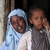 埃塞俄比亚的妇女和女童。