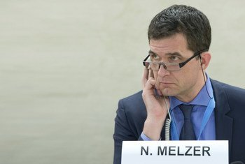 Special Rapporteur on torture and other cruel, inhuman or degrading treatment or punishment Nils Melzer.