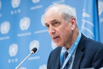 Michael Lynk, elogiou o plano do Tribunal Penal Internacional de abrir uma investigação de alegações de crimes de guerra cometidos na região.