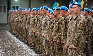 «Голубые береты» из Миссии ООН в Либерии возвращаются на родину