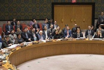 安理会2018年2月26日就也门问题决议进行表决。