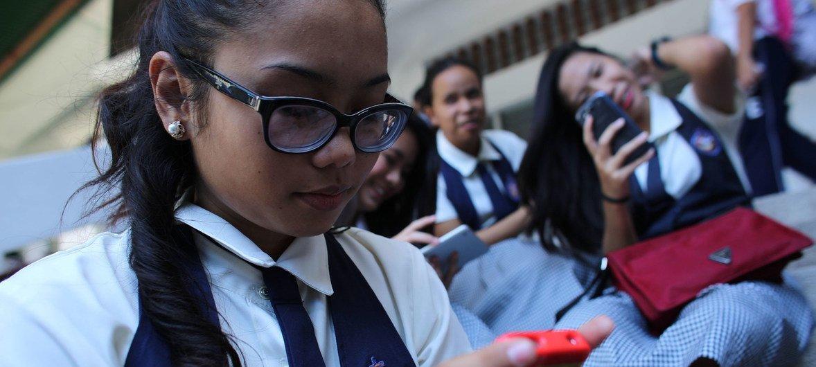 Unesco apoia agenda global de empoderamento de meninas e mulheres em suas áreas de atuação