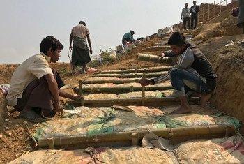 Bangladesh, mvua za Monsoon zitaathiri wakimbizi wa Rohingya.