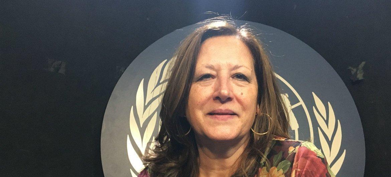 Presidente Pavilhão do Conhecimento - Centro Ciência Viva, Rosalia Vargas.