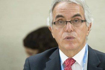 Le Rapporteur spécial sur l'indépendance des juges et des avocats, Diego García-Sayán.