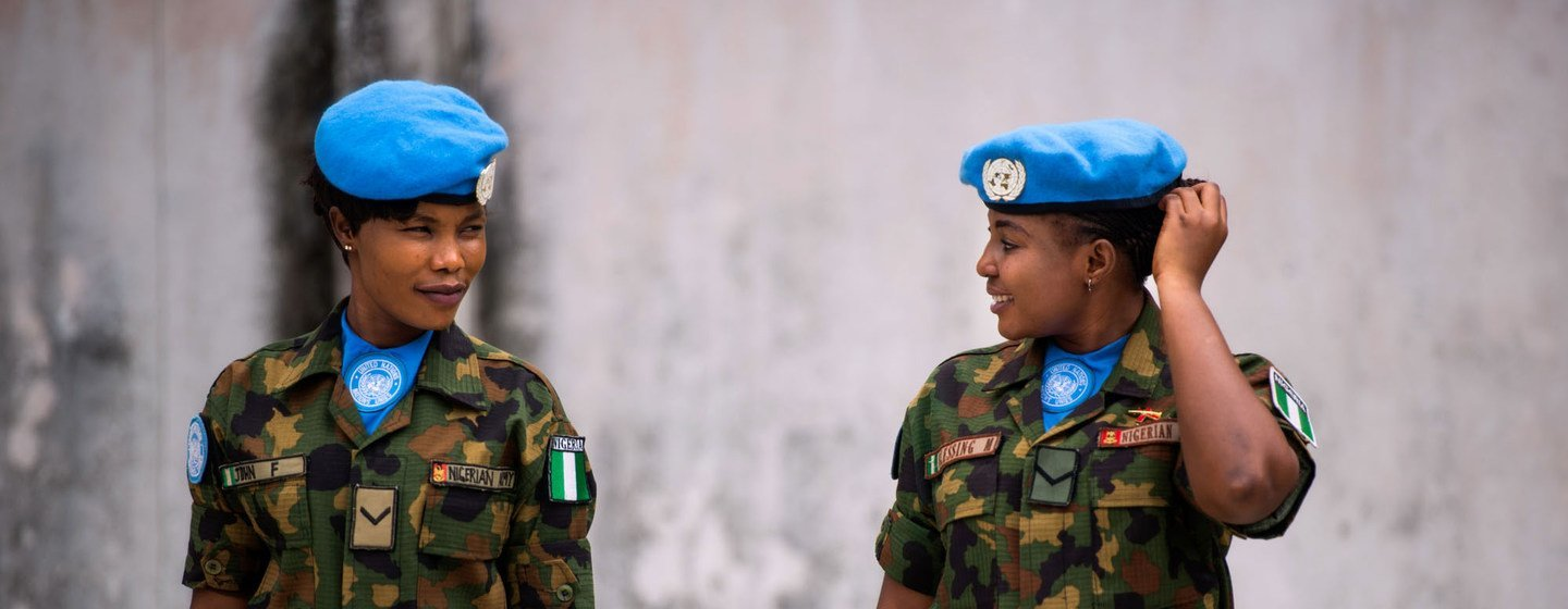 Service and Sacrifice: Honouring Nigeria's contribution to UN