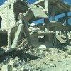 Des centaines de civils sont pris au piège dans la Ghouta orientale, en Syrie (archives)