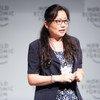 生物多样性和生态系统服务政府间科学-政策平台多学科委员会中国委员、北京大学环境科学与工程学院教授黄艺资料图片。
