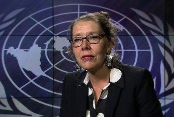 بيرنلي داهلر كاردل منسقة الأمم المتحدة الخاصة للبنان.