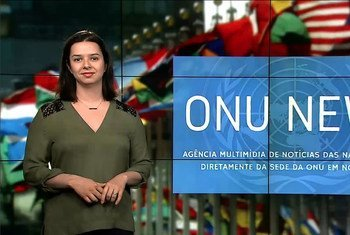 Leda Letra, ex-apresentadora do Destaque ONU News fala sobre sua experiência em Lisboa