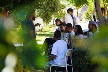 Молодежь готова участвовать в построении лучшего будущего, утверждают в ООН.