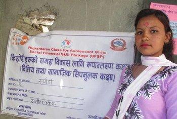 Благодаря своей борьбе за права девочек Сангита стала настоящей местной героиней