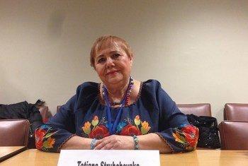 Президент общественной организации «Интеллектуальная Украина» и глава общественного совета при Государственной службе статистики Украины Татьяна Струбчевска