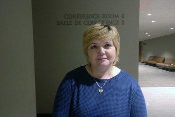 Директор стратегического развития Украинского женского фонда Наталья Карбовская