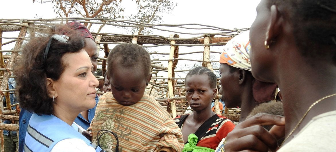 Central African Republic crisis 'breaks my heart' says senior UN aid official