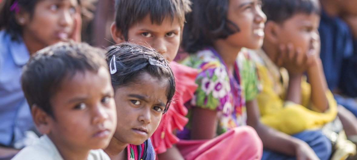Protecting Children From Instability >> Urgent Need To Step Up Protection Of Children In Crises Un Rights