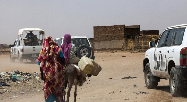 UN envoy urges hold-out armed groups to sign accord for durable peace in Sudan's Darfur