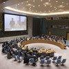 L'Envoyé spécial de l'ONU pour la Syrie, Staffan de Mistura,  brief le Conseil de sécurité par vidéoconférence.