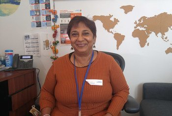 Sepali Kottegoda, Programme Director of the Women and Media Collective in Sri Lanka.