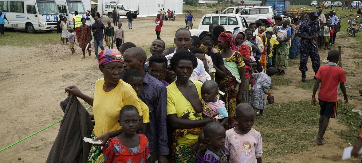UN refugee agency scaling up support as 'horrific' violence in DR Congo drives thousands into ...